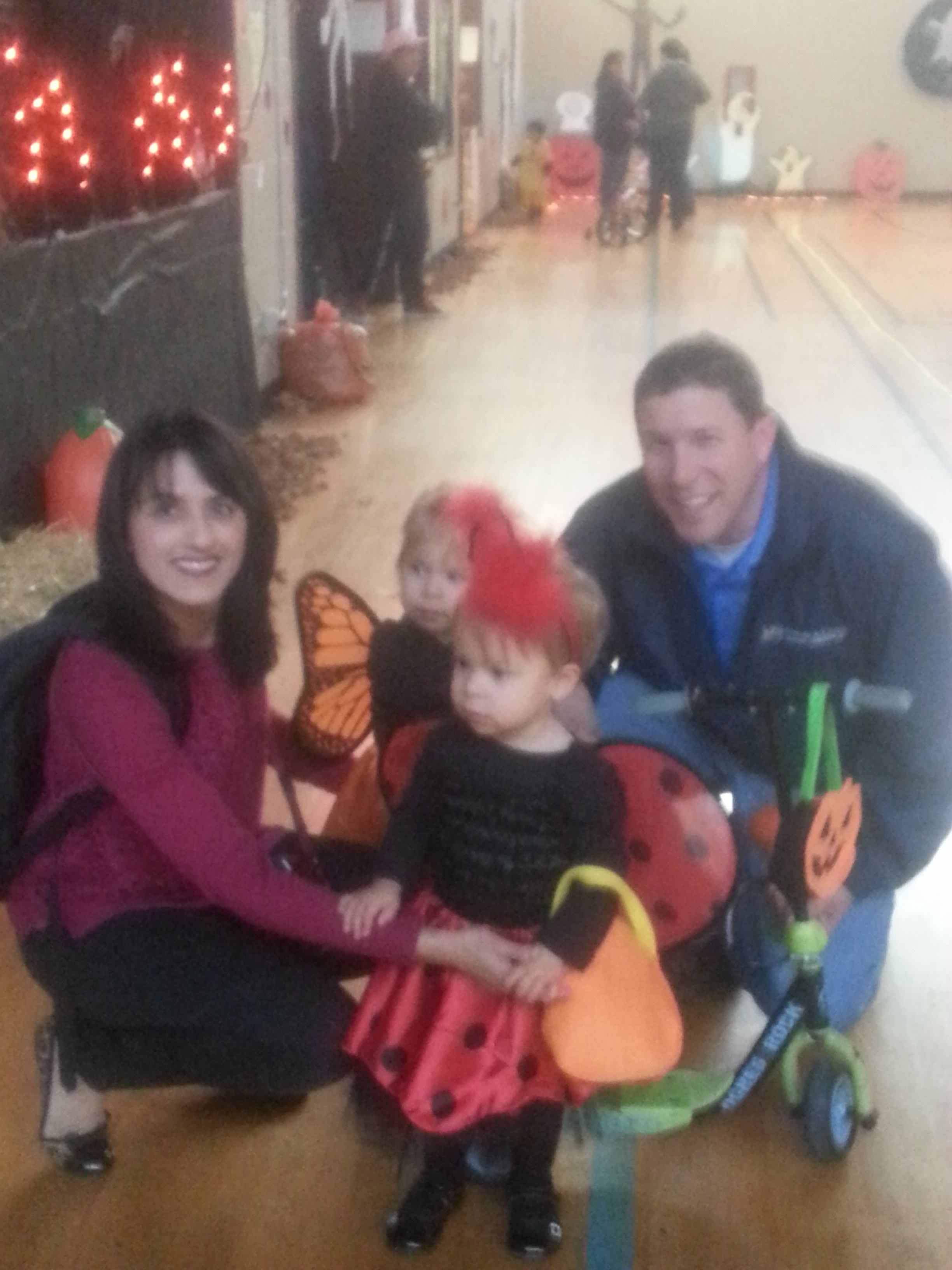 Smith Park Advisory Council and the Chicago Park District host a Spooky Skating Party at Smith Park