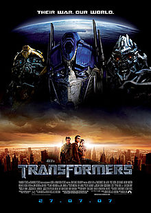 transormers movie