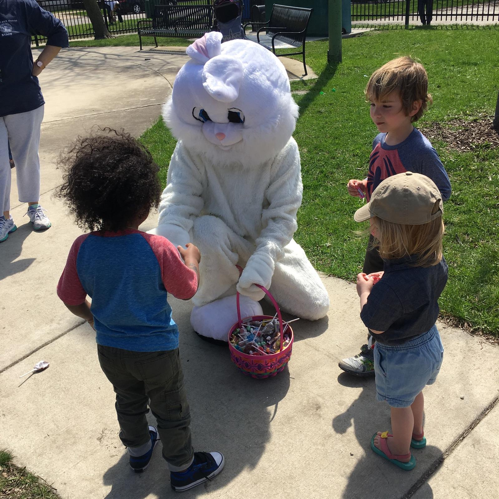 Easter Egg Hunt Smith Park 2