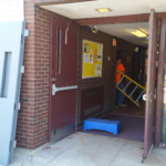 Smith Park president David R. Ramos stated, the doors are wide open, literally.